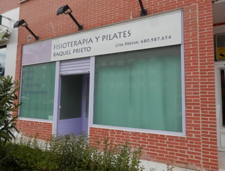 Reforma de local: clínica de fisioterapia y pilates