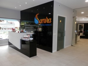 Reforma y acondicionamiento Samira Salud y Belleza