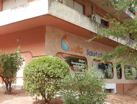 Reforma de local: centro de belleza y salud