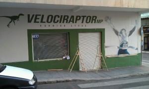 Acondicionamiento Velociraptor