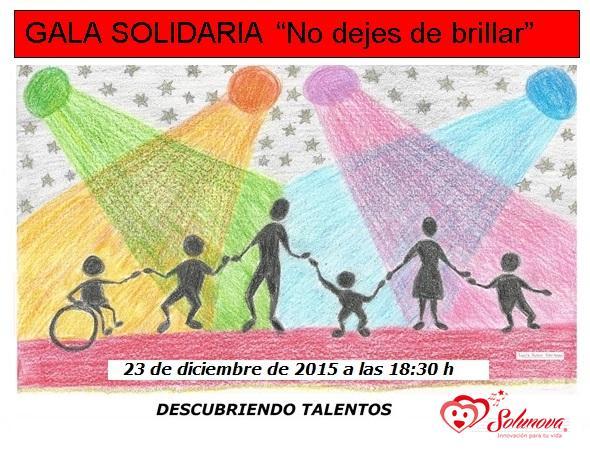 Gala Solidaria No Dejes De Brillar